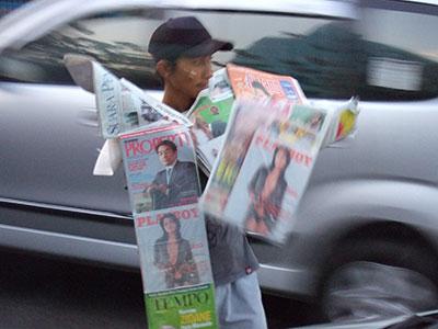 loper majalah