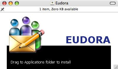 eudora for mac