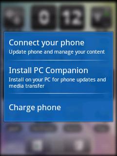 Rooting Sony Ericsson X10 Mini Pro Charge-phone